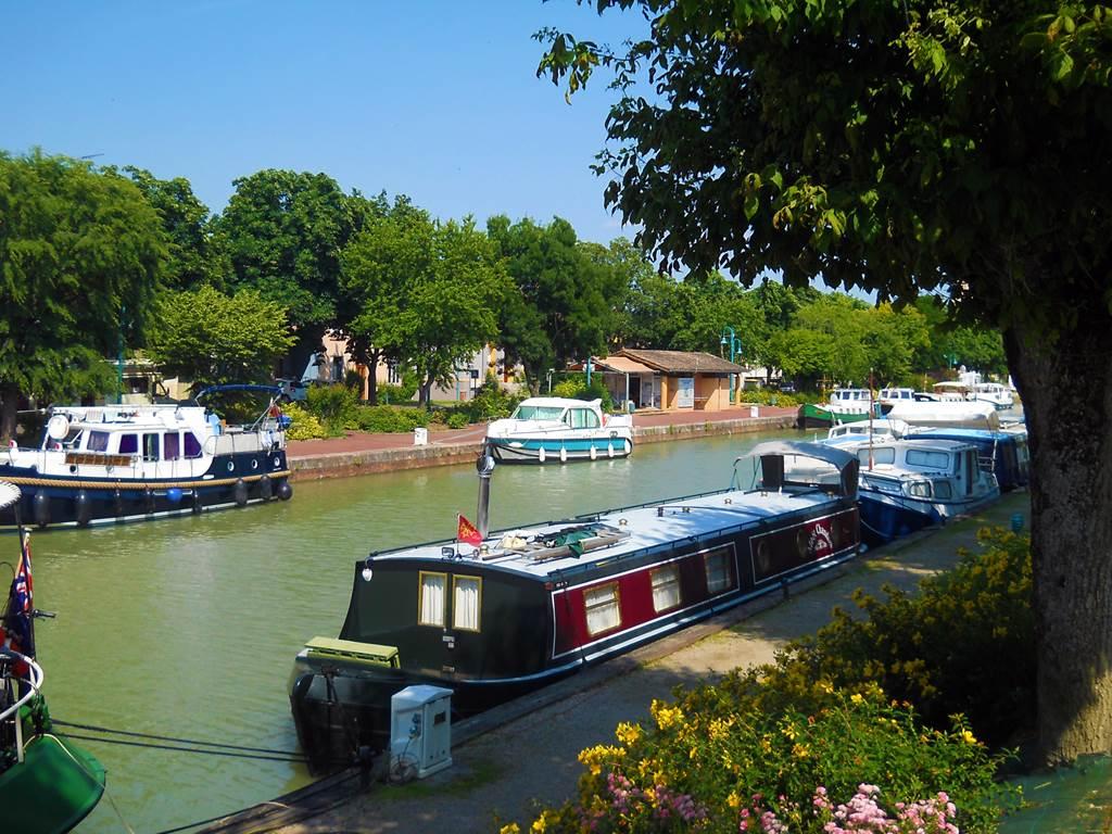 Port de Plaisance - Canal