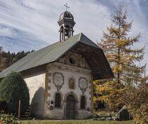 Boucle Baroque : Eglise de Saint-Nicolas, les  chapelles des Plans et des Chattrix