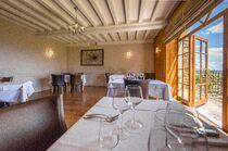 salle - restaurant le Clos Perché