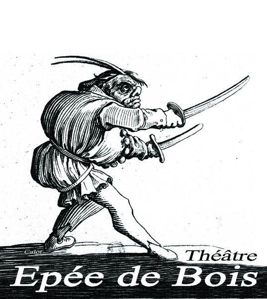 Théâtre de l'épée de bois_logo