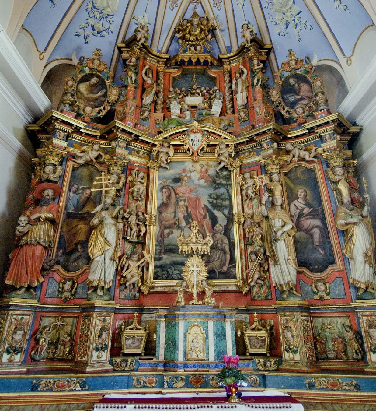 Visite guidée : Hauteville-Gondon & ses chapelles
