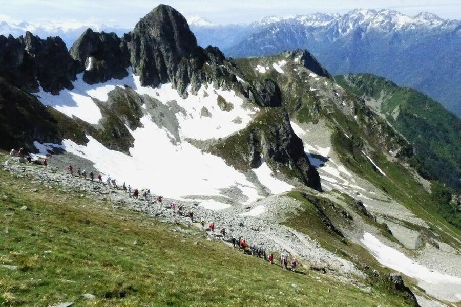 1 juillet 2014-ADAPAR Savoie à St François Longchamp 07