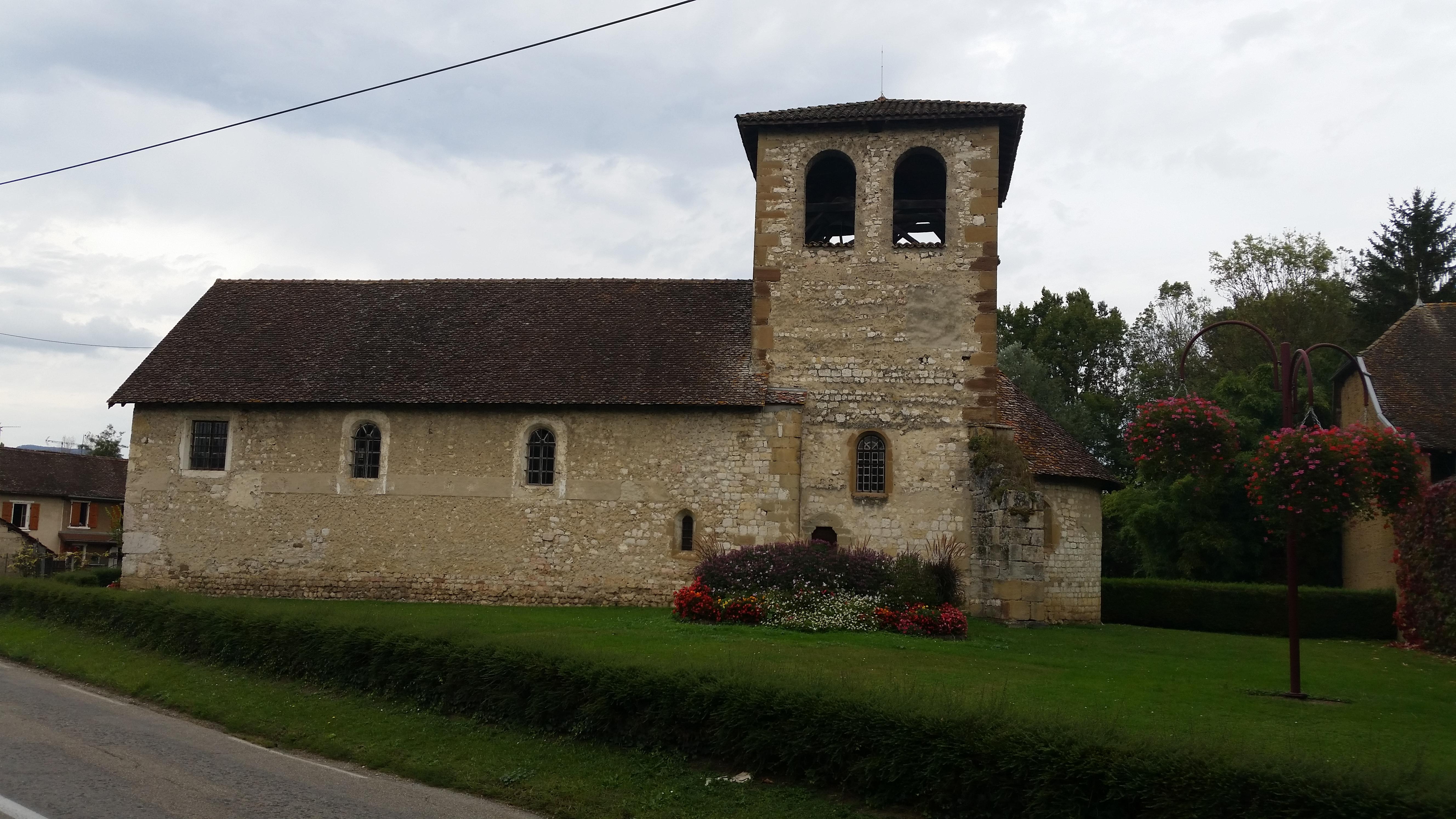 Eglise de St Didier dAoste