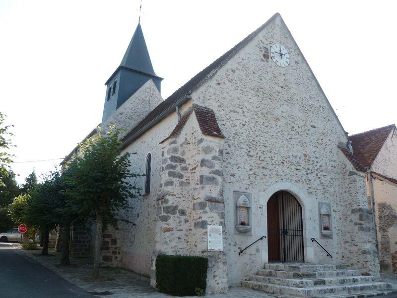Eglise Saint-Géroche
