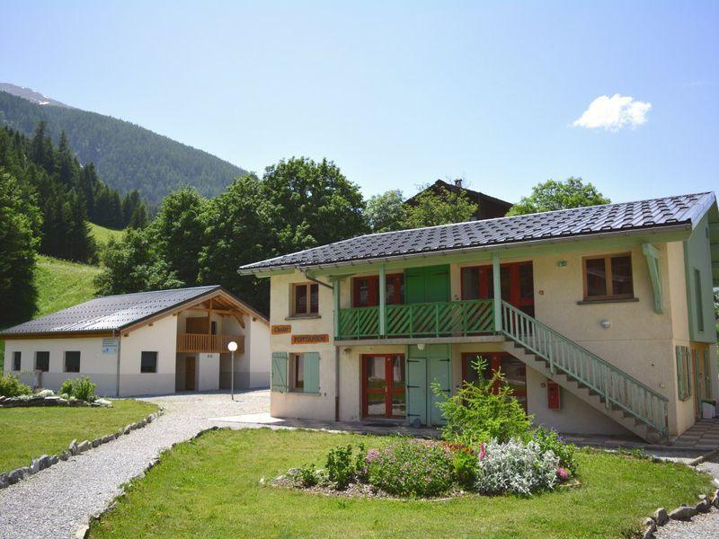 à Val Cenis-Lanslebourg, le centre de vacances Ethic Etapes CIS