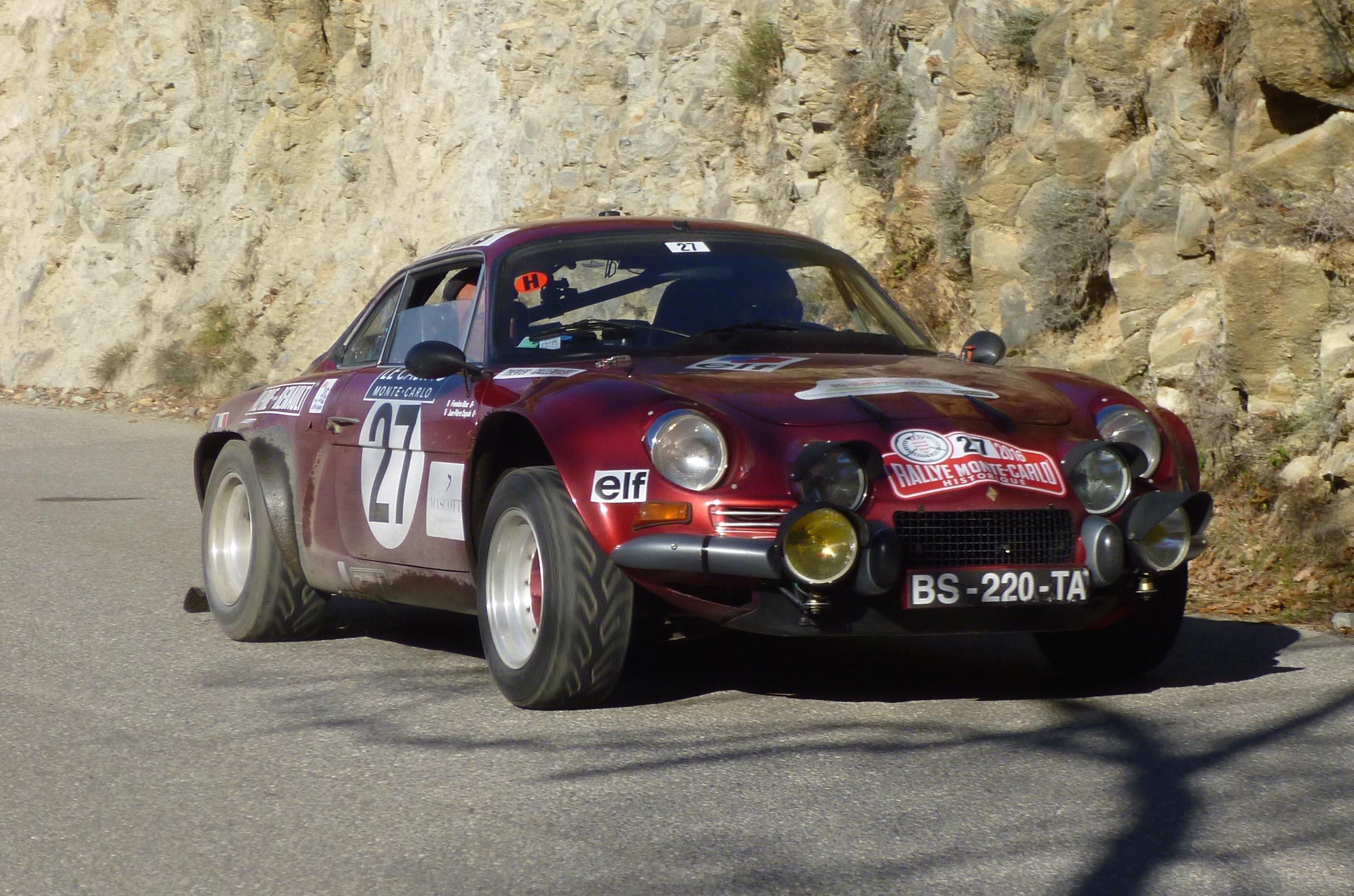 Alle leuke evenementen! : 23ème Rallye de Monte Carlo Historique