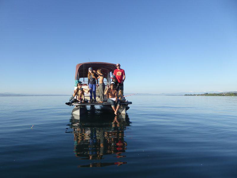 Bateau Léman Loisirs, Croisières sur mesure sur le Lac Léman