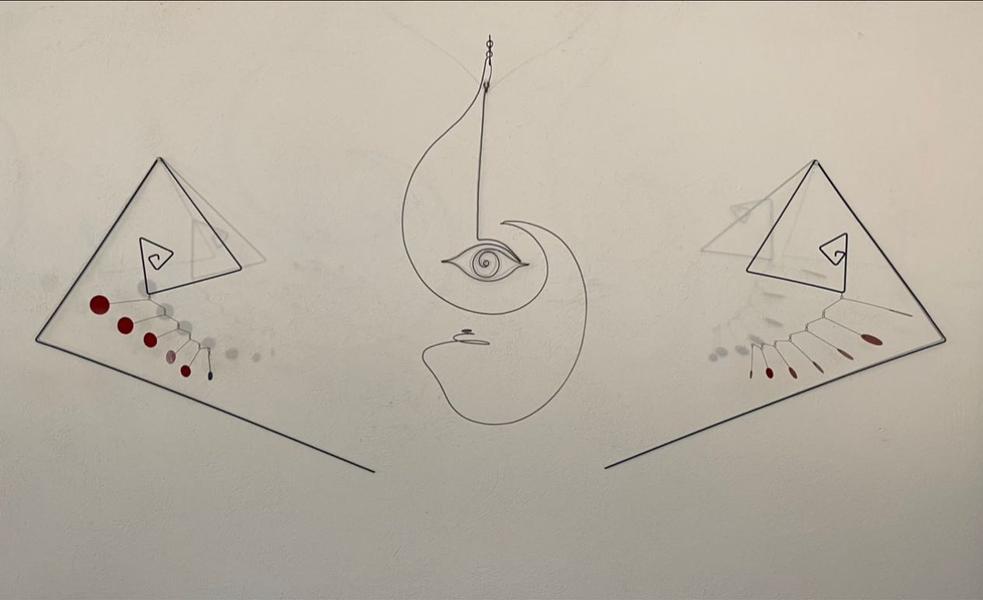 Mobile 1 - Atelier d'Art et Equilibres - Amaury Maillet