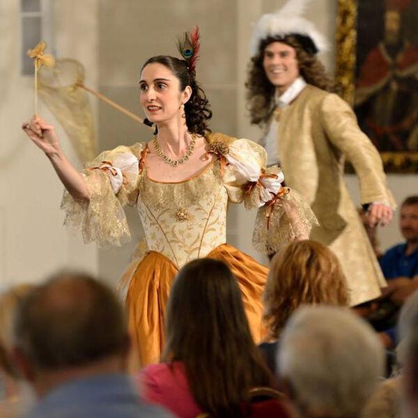Concert Baroque au Château de Vaulserre