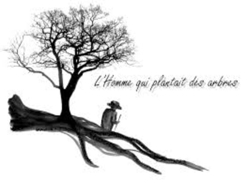 Randonnée Littéraire : L\'Homme qui plantait des arbres de Jean Giono