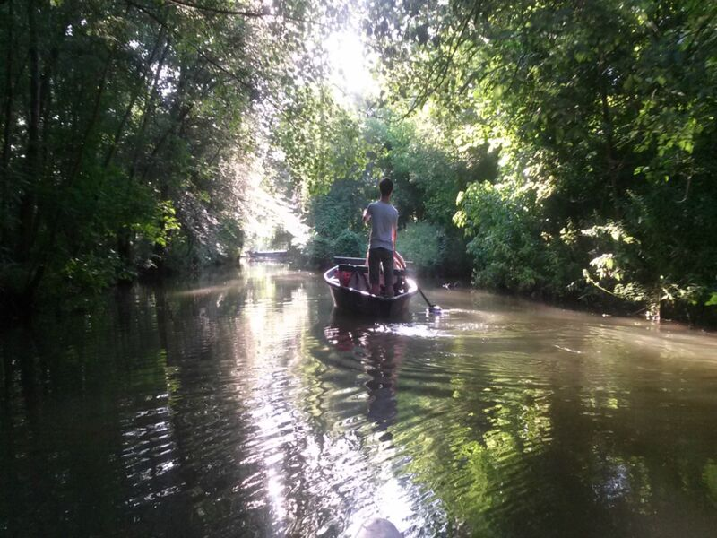 Balade en barque traditionnelle