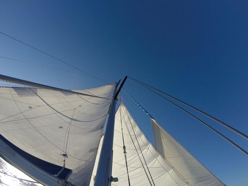 Kelone le voilier