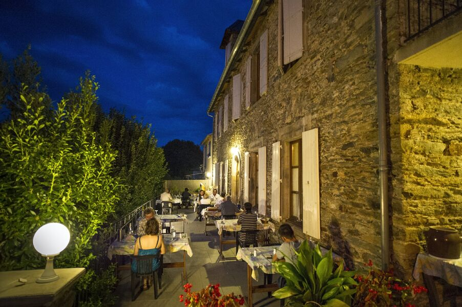 Restaurant de l'Hostellerie Des Lauriers