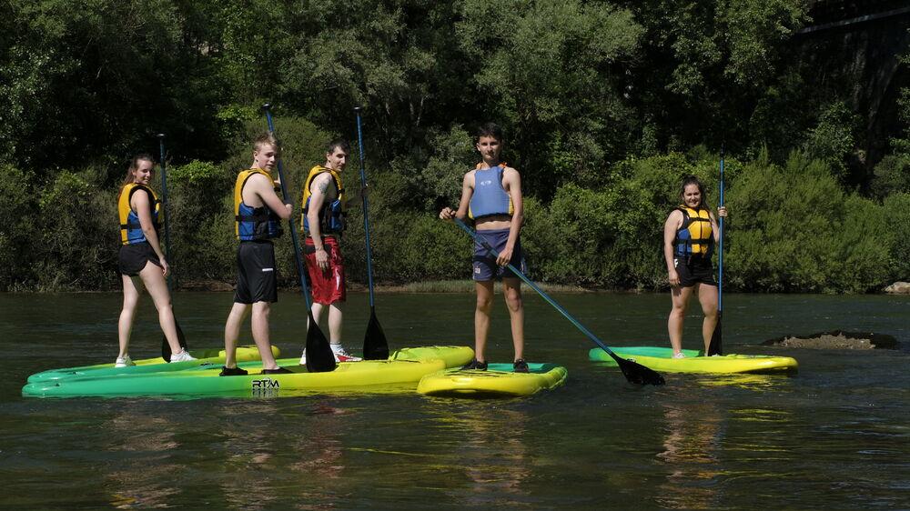 Base de Canoë Kayak et Paddle Locanoë