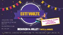 Les EstiVoulte : baptême de jet-ski, vogue, feu d'artifice & bal - La Voulte-sur-Rhône