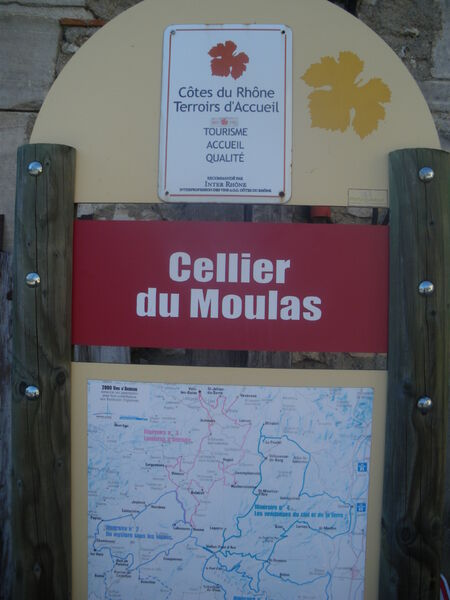 Cellier du Moulas