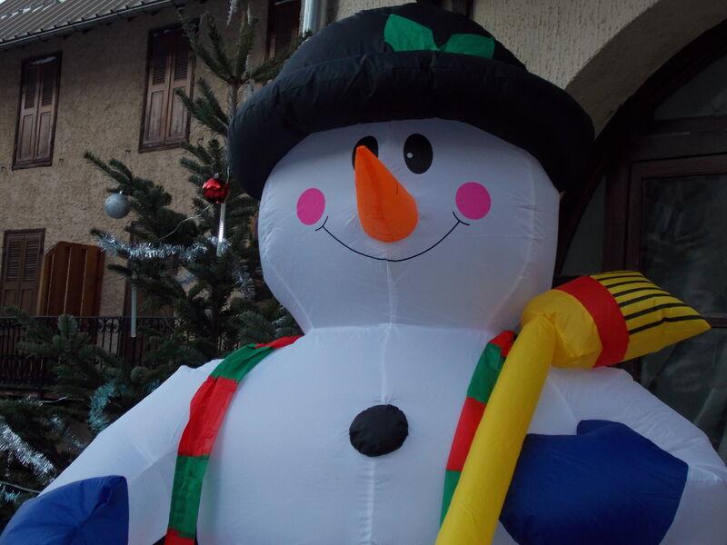 Bonhomme de neige - @OTlaMeije