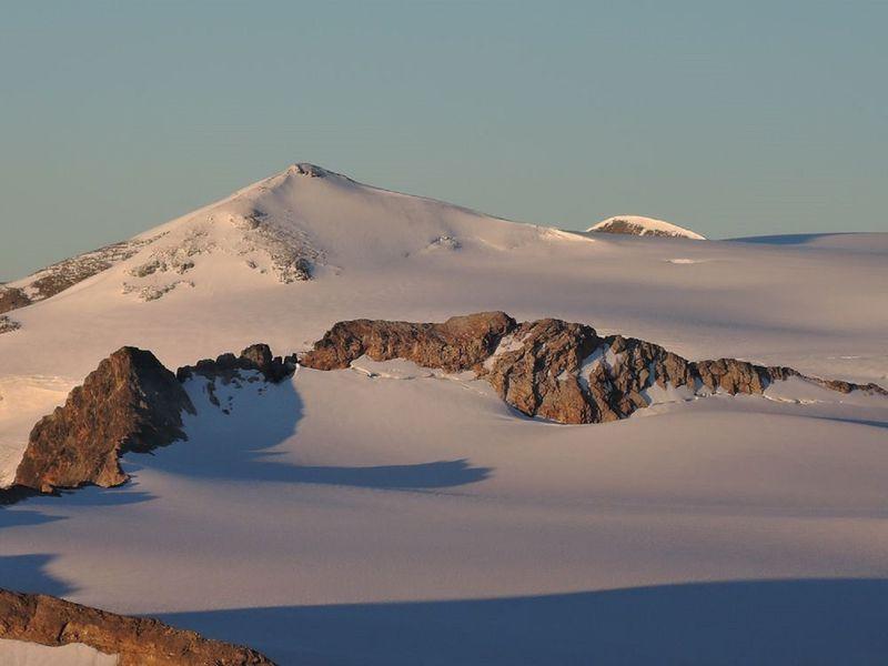 Randonnée glaciaire : Dôme de Chasseforêt