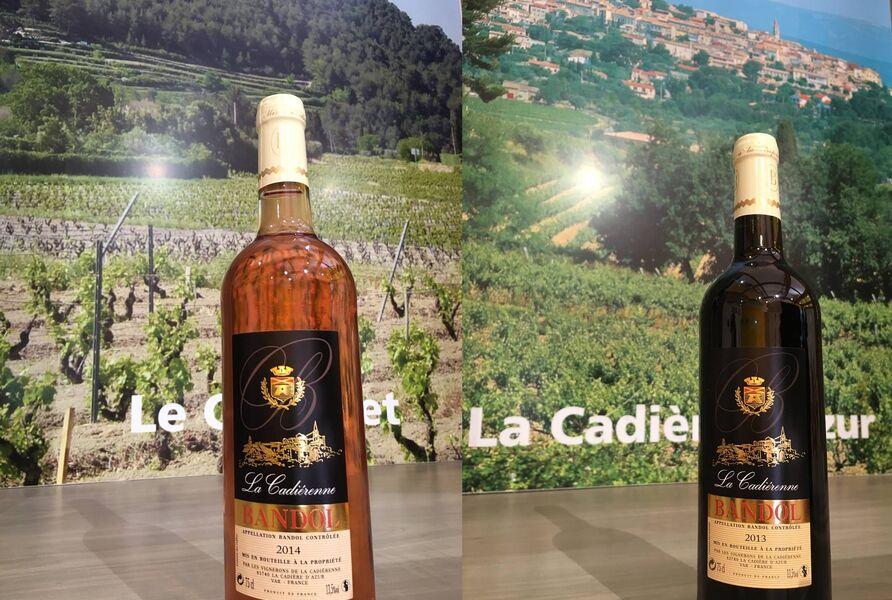 La Cadiérenne - Bottles - Véronique Jourdan