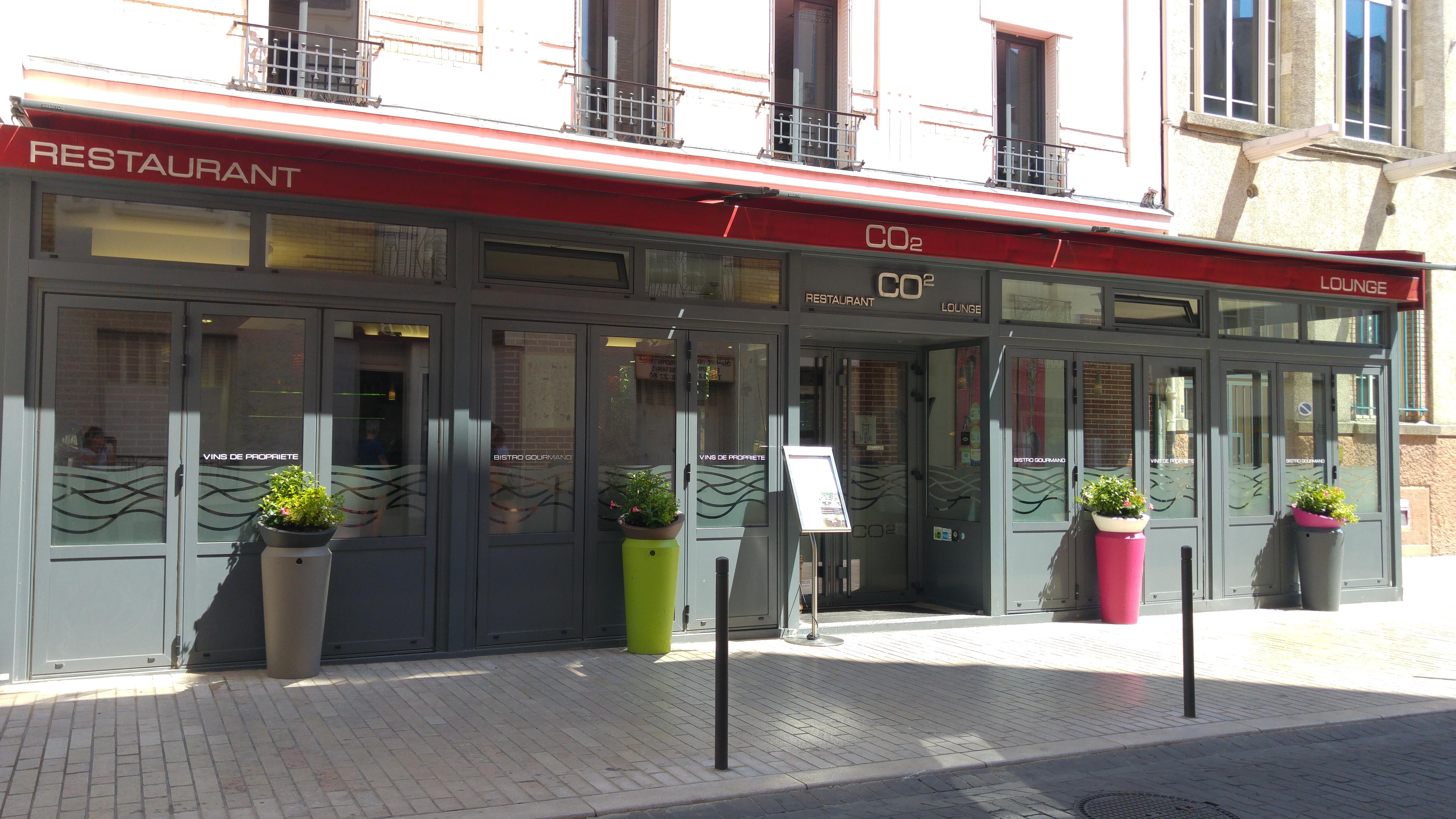Restaurant CO2