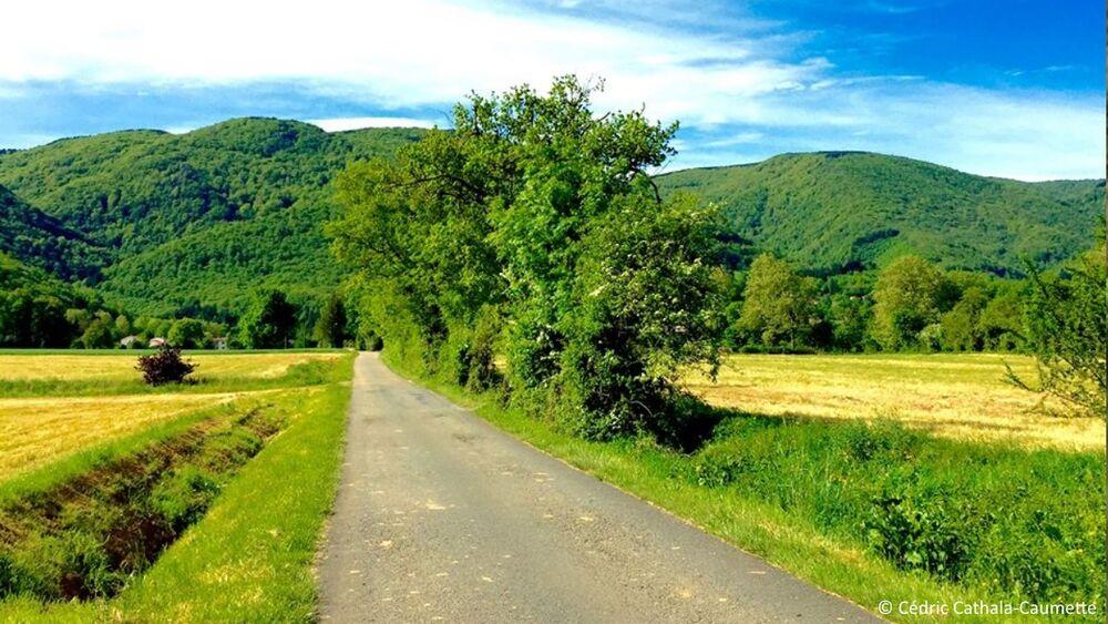 Sentier des Métairies d'Aiguefonde