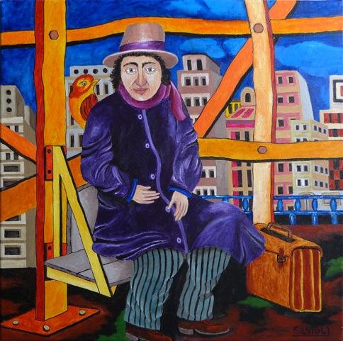 Events…Put it in your diary : Exposition de Jacky Silvioli  : Un monde de rêve