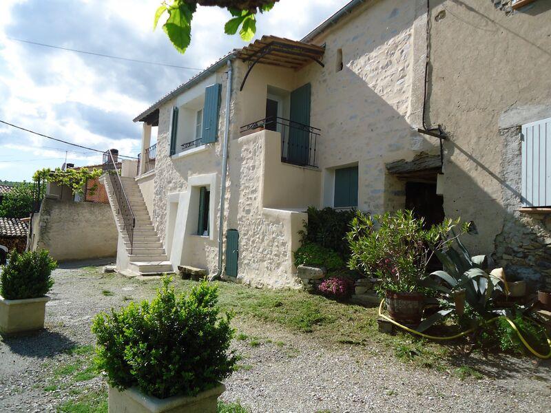 La Maison d\'Aureline à Châteauneuf Val Saint Donat