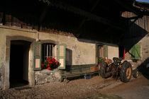 La visite du village des Vallons