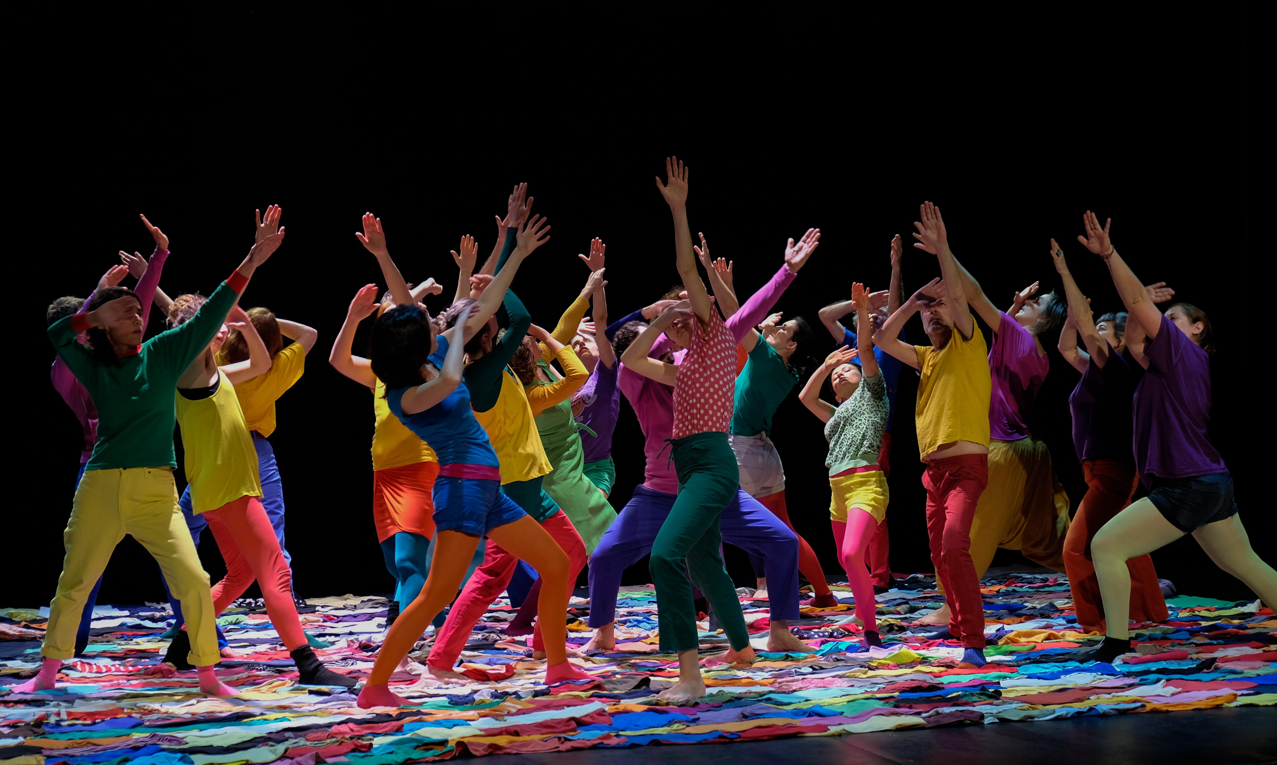 Alle leuke evenementen! : Atelier de danse