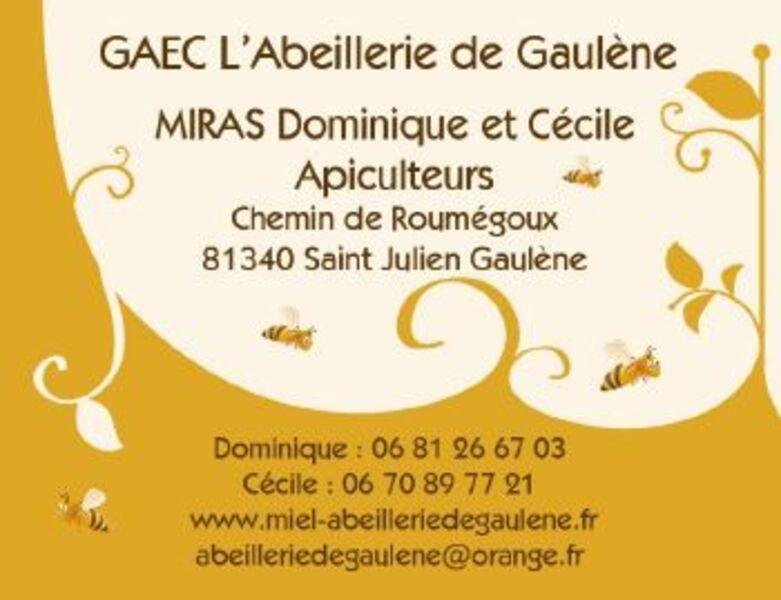GAEC L'abeillerie de Gaulène