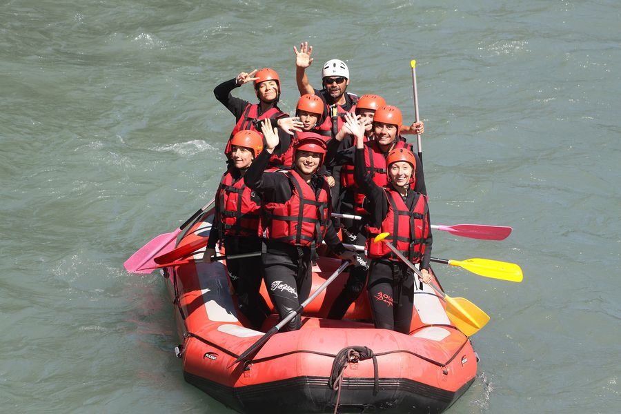 Eaux Vives Rafting