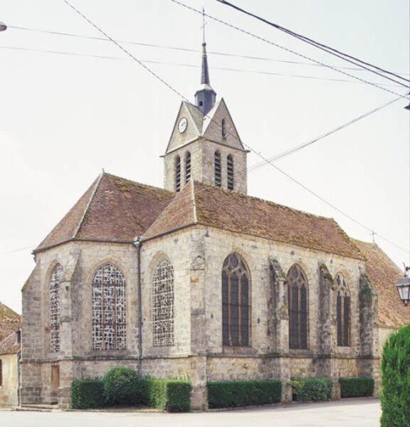 Eglise Saint-Pierre-et-Sainte-Flodoberthe