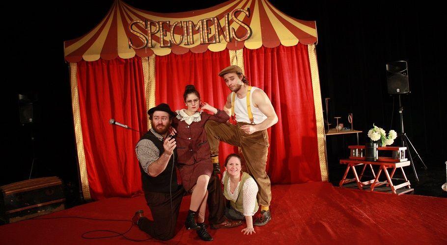 Stage Les Zarts du cirque