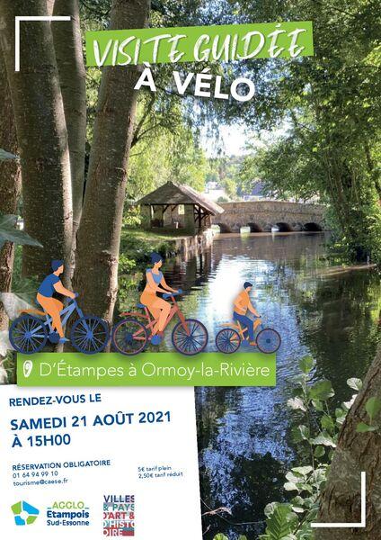 Visite découverte à vélo d