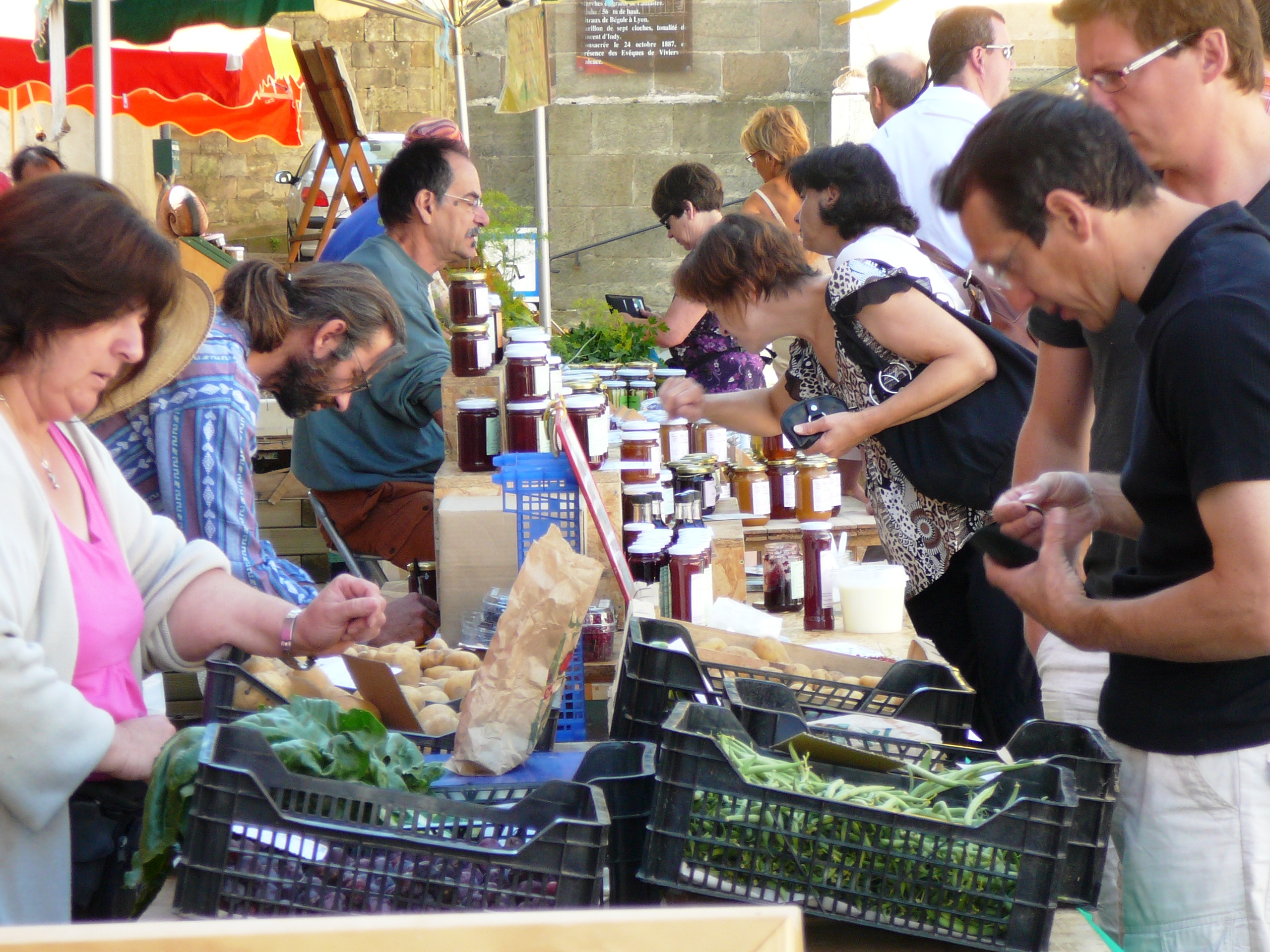 Events…Put it in your diary : Marché du terroir