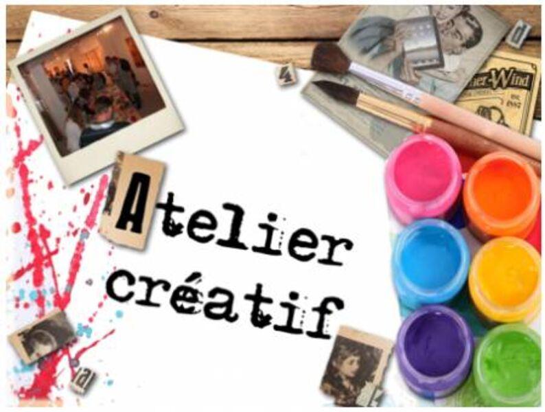 Annulé - Atelier créatif