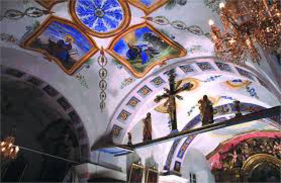 Eglise de Beaune Maurienne visites Guides du Patrimoine Savoie Mont Blanc (2)