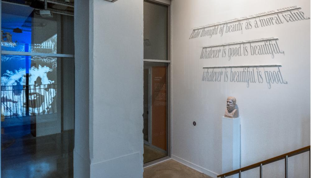 Visites racontées à la fondation dentreprise Martell - JEP
