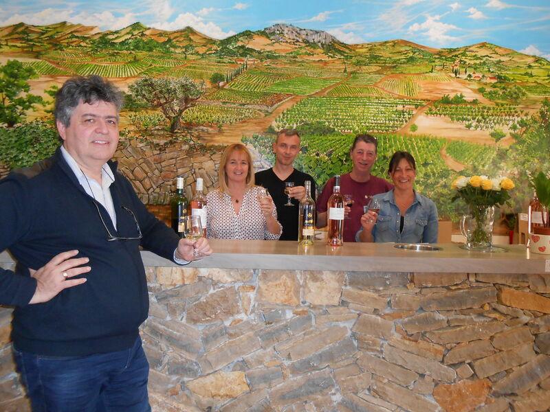 La Cadiérenne - Wine-tasting - Corinne Bonifay