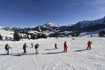 Cours de ski ESF Abondance
