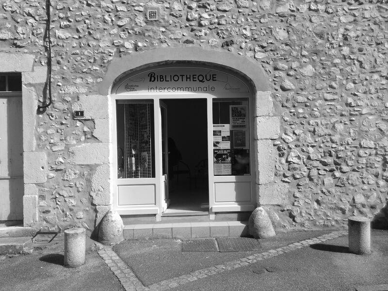 Bibliothèque Municipale de Rochemaure