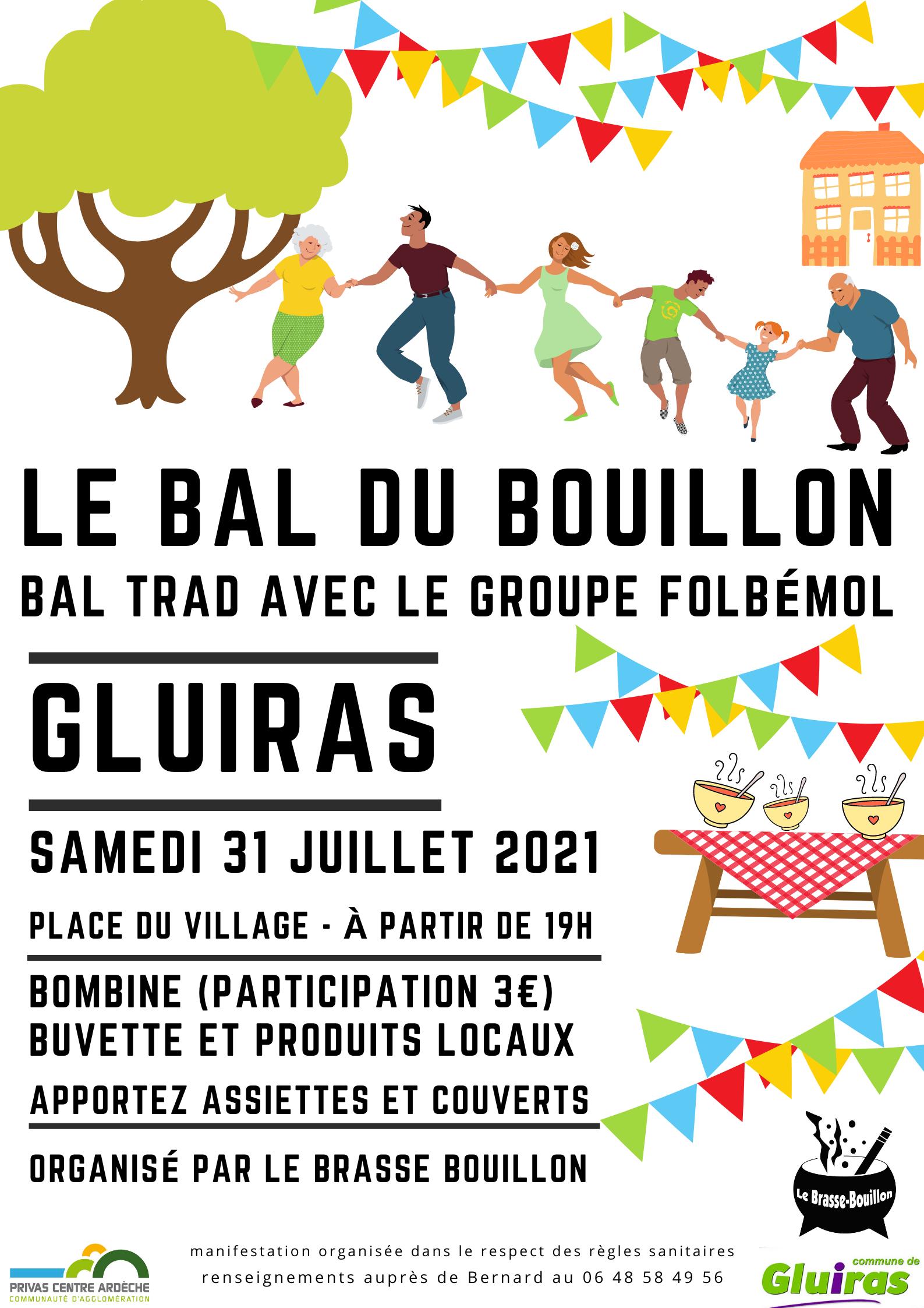 Rendez-vous futés ! : Le Bal du Bouillon