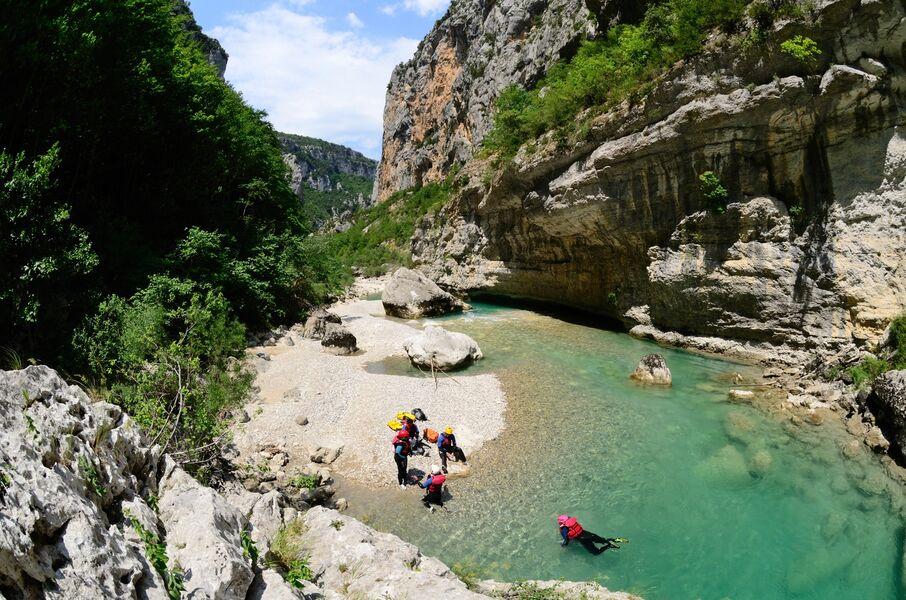 Buena Vista Rafting