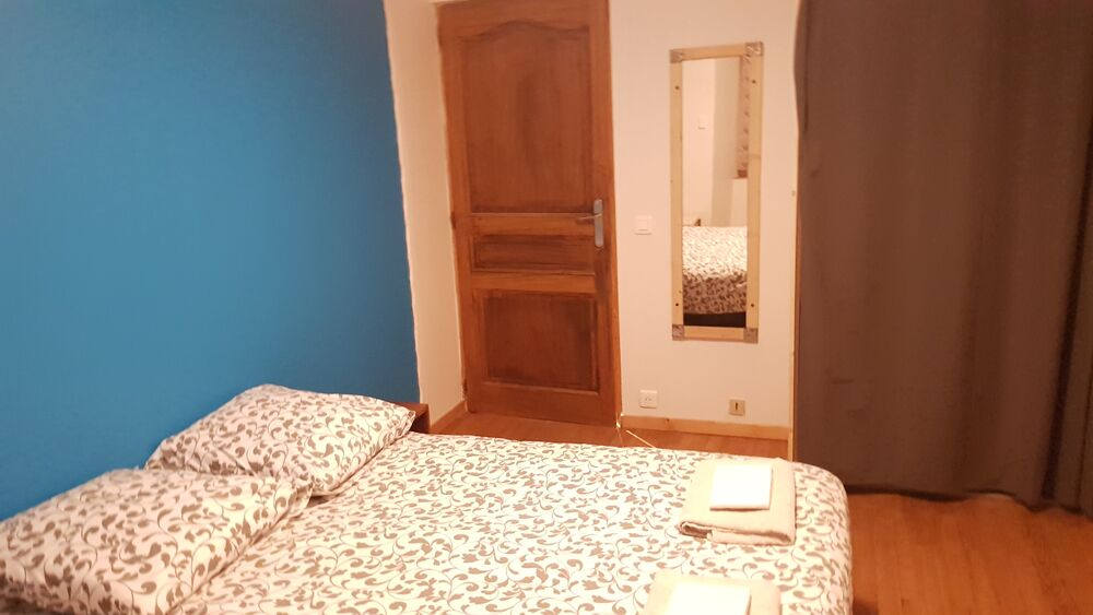 Chambre 1 appartement marmotte orelle