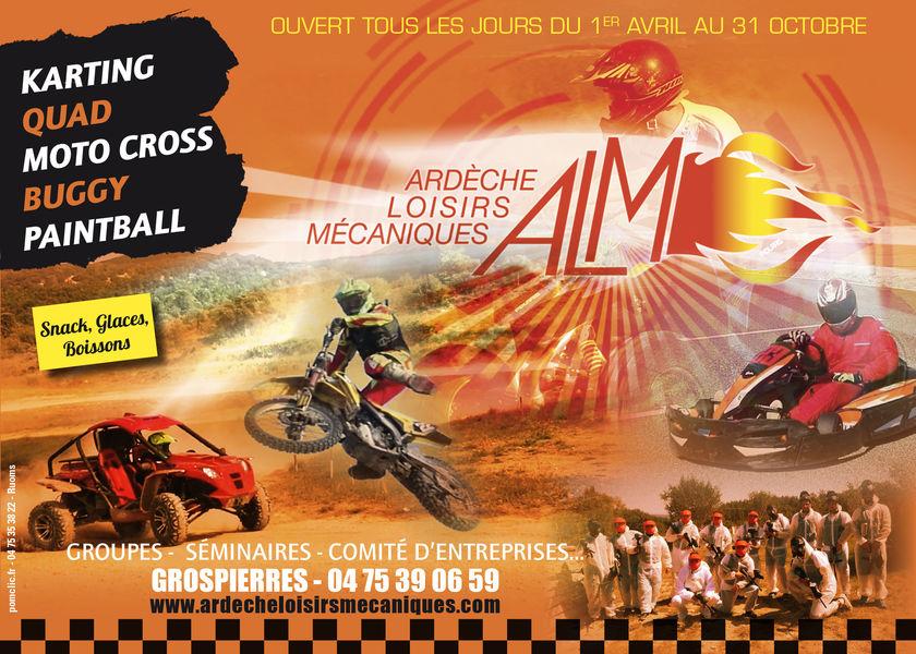 Sports mécaniques - Ardèche Loisirs Mécaniques