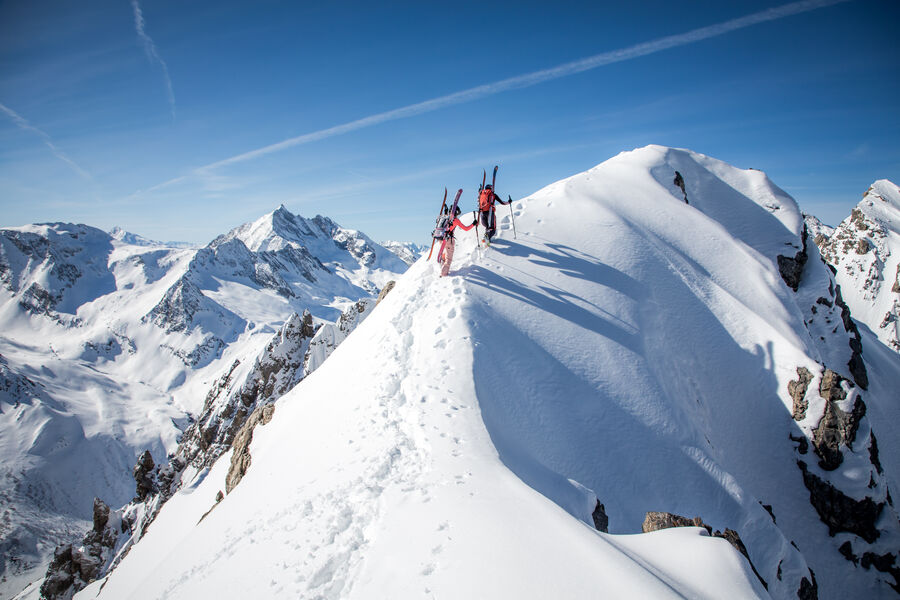 Free rando ou ski hors piste