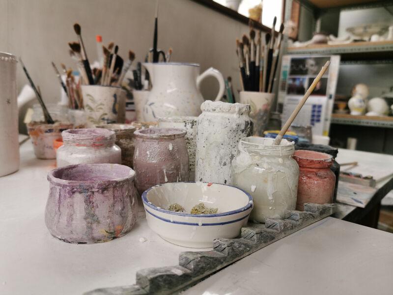 Atelier de la poterie de Saint Sauveur