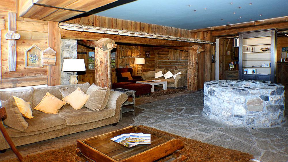 intérieur Résidence Pierre & Vacances Premium Les Alpages du Chantel