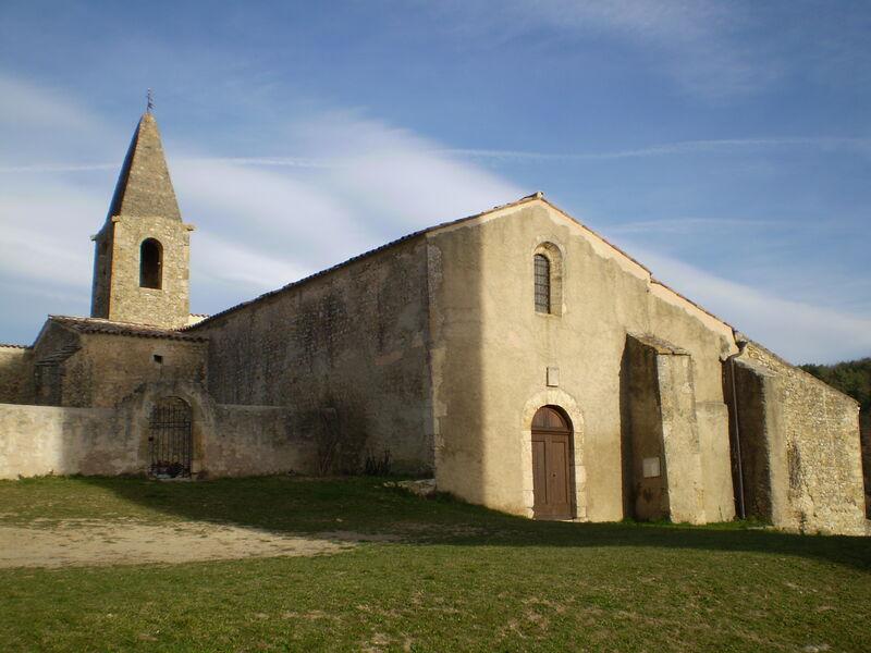Découverte de St Martin de Brômes, de ruelles en placettes, des bâtisseurs aux artistes