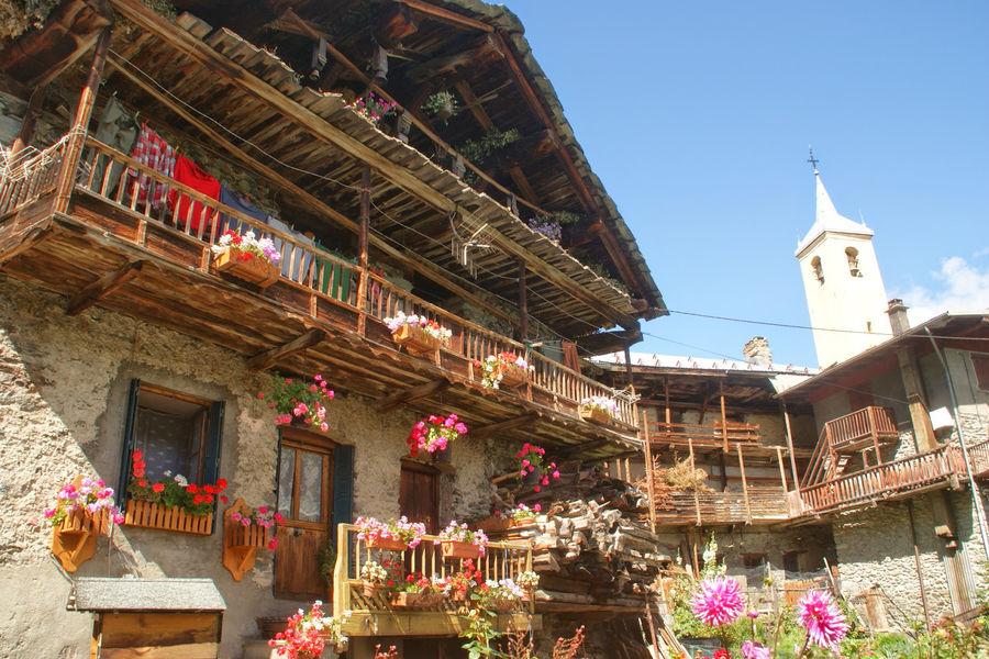 La Gurraz village